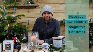 Moomins Christmas Magic | Loose your self in Moomin magic this Christmas | Christmas Decorations
