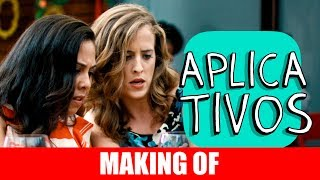 Vídeo - Making Of – Aplicativos