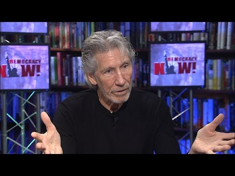 """Pink Floyd's Roger Waters Launches """"Campaign to Close Guantánamo"""" for Obama's Last Year in Office"""