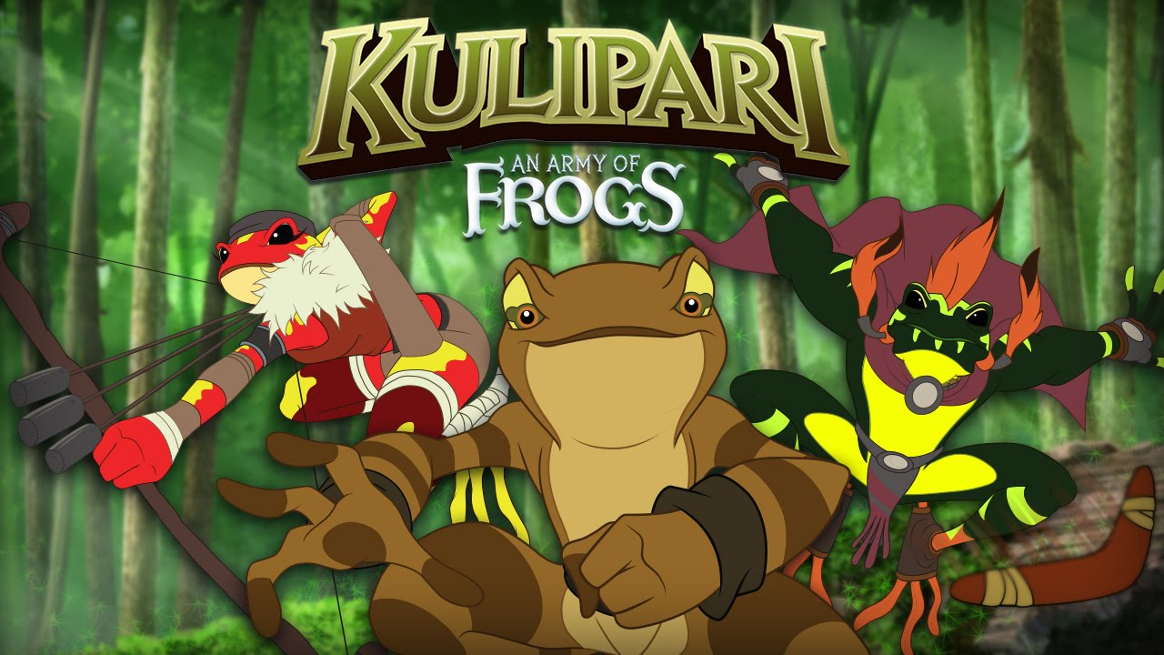 Kulipari: An Army of Frogs - Netflix Trailer - YouTube