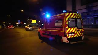 Course-poursuite entre une camionnette et la police : des blessés (14 octobre 2018, Saint-Denis)
