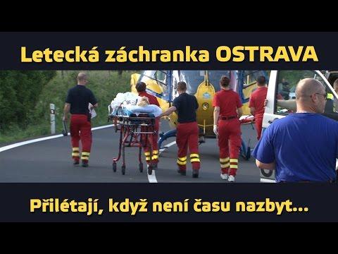 airZone.TV - 15. 7. 2015 - Letecká záchranka Ostrava (www.airzone.tv)