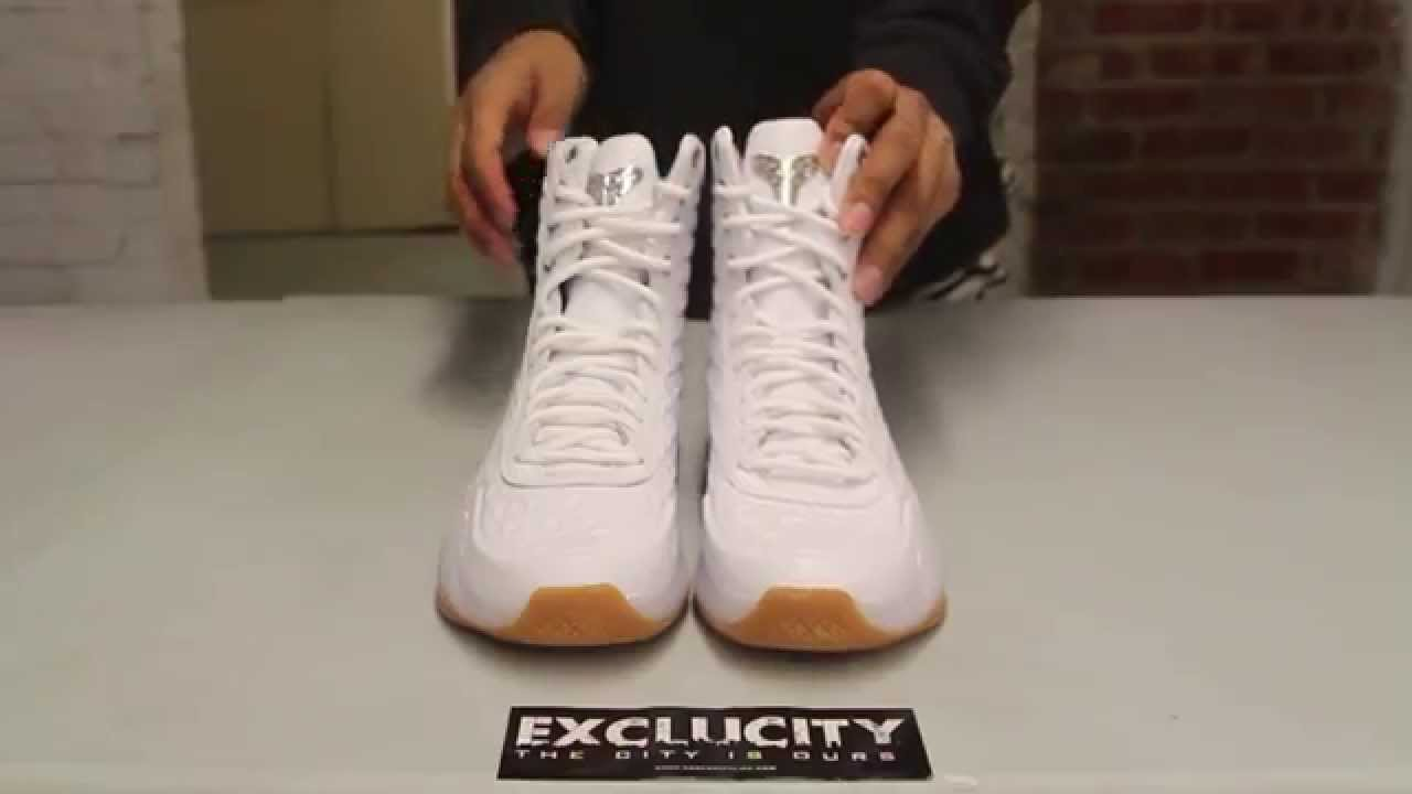 7fae2b0db29 spain kobe x elite ext qs white metallic silver unboxing video at exclucity  90558 0fb0c