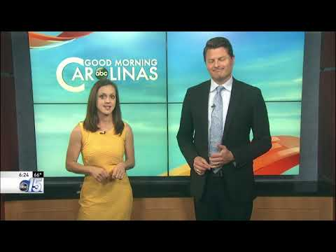 Amanda Live at On the 1/2 Shell - Good Morning Carolinas - WPDE ABC 15