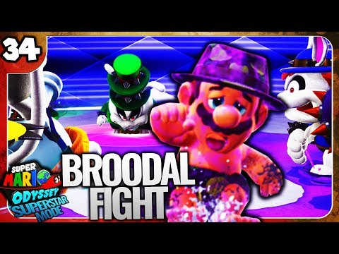 Experiment: Der ultimative Broodal-Fight! 🔥 Super Mario