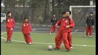NHKスポーツ教室『フットサル』4