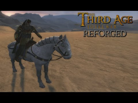 Third Age: Total War (Reforged) - 6 ARMIES UNDER A SETTING SUN (Battle Replay)