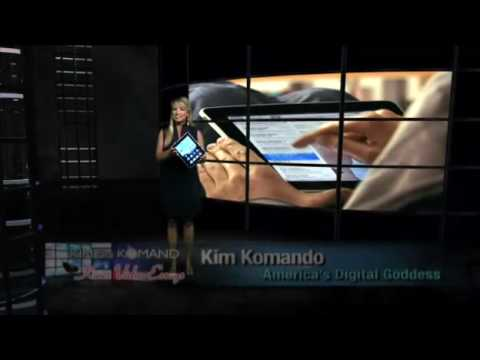 Kim Komando iPad Review, part 1