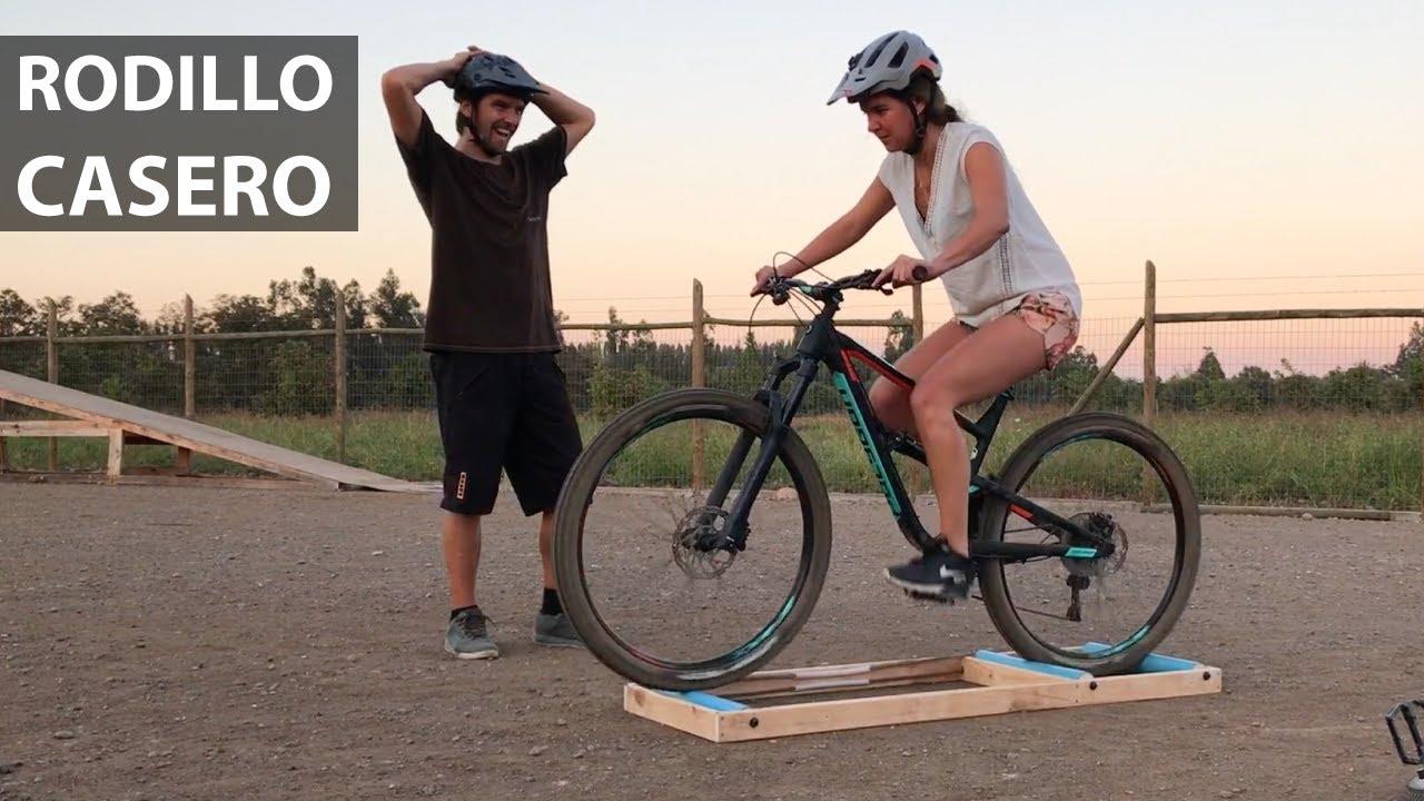 Tutorial Como Fabricar Un Rodillo De Bicicleta Casero 1 3