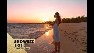 Á hậu Thùy Dung khoe cảnh đẹp Việt Nam cùng giọng hát siêu ngọt | Showbiz 101 | VIEW TV-VTC8