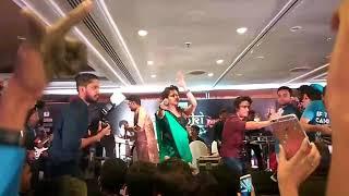 Karan patel live performance in Kolkata