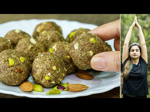 how-to-make-protein-ladoo-at-home-|-protein-ladoo-|-healthy-recipes-by-chef-kanak