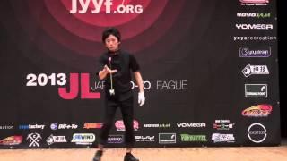 2013 East Japan Yo-Yo Contest B Block 5A Naoto Okada