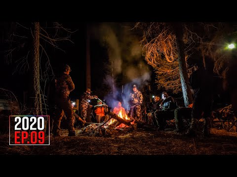 DEER CAMP & Into The Backcountry - Rifle Mule Deer Hunt | 2020 Hunting Season EP.09