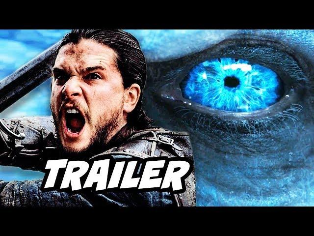 Game Of Thrones Season 7 Official Trailer Breakdown