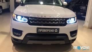Land Rover Range Rover Sport 2016 г.