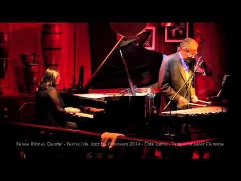 Renee Rosnes Quartet - Festival De Jazz De Primavera 2014  - Café Latino