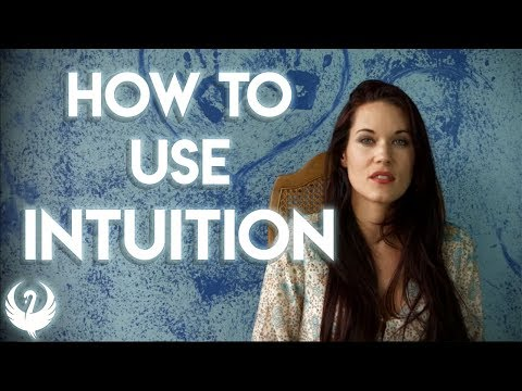How To Use Your Intuition (The Inner Voice) - Teal Swan -
