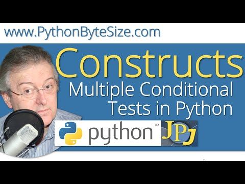 Multiple Conditional Tests in Python