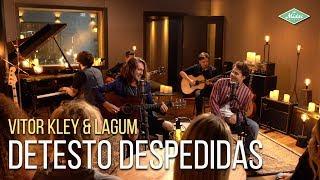 Download Vitor Kley & Lagum - Detesto Despedidas (Microfonado) Mp3