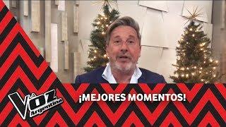 ¡Montaner y otra sorpresa para Braulio! - La Voz Argentina ...
