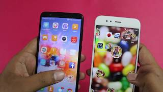 Honor 7X Gaming Review & Xiaomi Mi A1 vs Honor 7X Speed Test Comparison