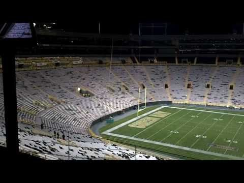Lambeau Field Box Seats and View