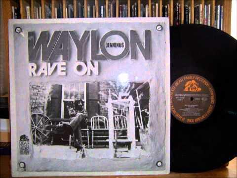Waylon Jennings * The Race Is On*