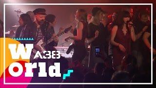 Shantel & Bucovina Club Orkestar - Disko Devil  // Live 2015 // A38 World