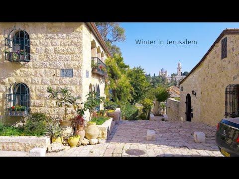 JERUSALEM WINTER, Warm Israel
