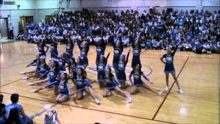 Chicago Taft 2013-2014 Pep Rally (part1) sports