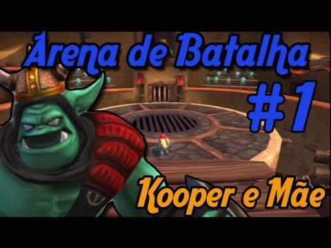 Arena de Batalha #1 [Kooper e Mãe]