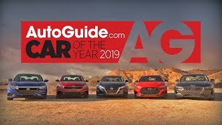 2019 AutoGuide.com Car of the Year: What's the Best New Car? Find Out Here