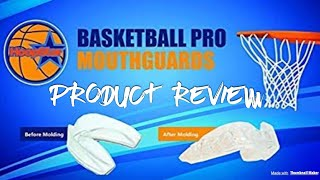 Hoopstar Basketball Sport Mouth Guards - 2 Pack - Case Included - Product Review