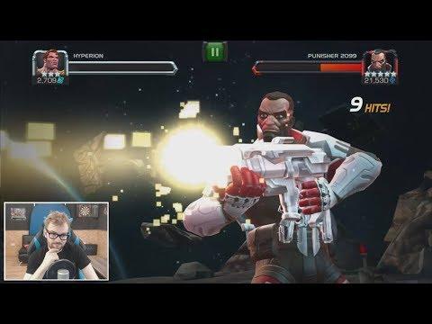 Master Mode Punisher 2099 - Secret Empire Forever - Marvel Contest Of Champions