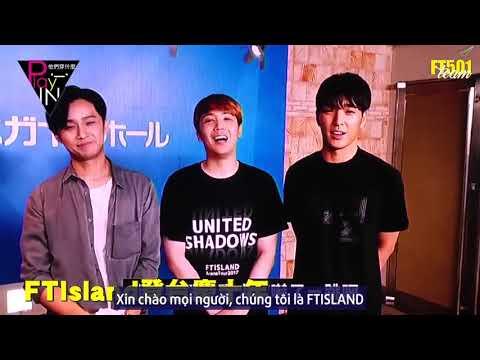 [Vietsub] FTISLAND Maknae Fanmeeting in Taiwan (talk cut) {FT501 Team}