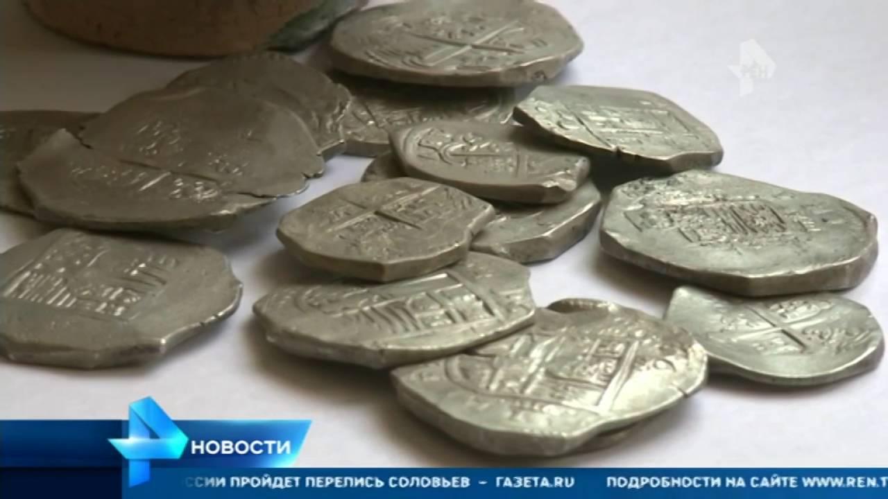 Строители керченского моста нашли античные сокровища - 19 ма.