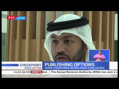 A look into Kenya\'s publishing options as some countries offer free book publishing