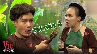 Lê Dương Bảo Lâm nổi quạu khi nghe giọng ca như hội chợ của Việt Hương   Ai Cũng Bật Cười