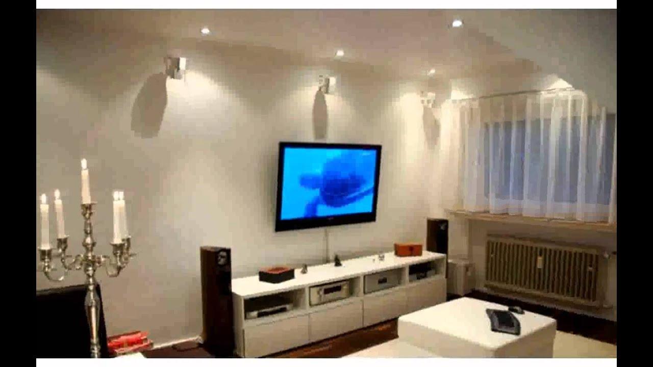 Wohnzimmer Gestalten Farbe  fotos  YouTube