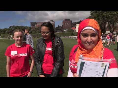 Victoria University of Wellington Orientation Week 2014