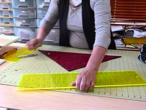 How to make a Pocket Bag using 2 Fat Quarters - Quilting Tip