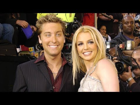 Lance Bass Came Out To Britney Spears The Night She Got Married In Vegas!