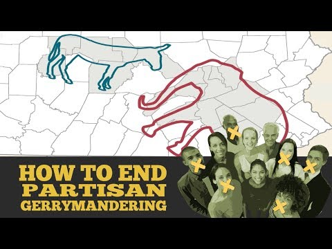 How to End Partisan Gerrymandering