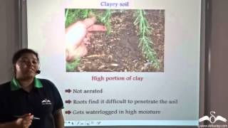 Types of Soil and their properties