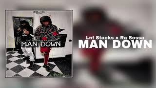 Gambar cover Lnf Stacks Ft. Ra Sossa ( HBTL ) - Man Down ( 22Gz Suburban Pt. 2 Response ) [ProdBy: GhostyUk]