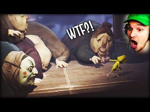 SCHAUE DAS VIDEO NICHT NACH 18 UHR.. sonst... | Little Nightmares (Part 5)