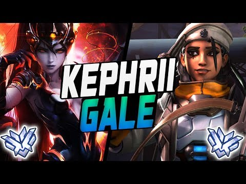 KEPHRII BEST WIDOW AND GALE INSANE ANA! GREAT DUO? [ OVERWATCH SEASON 9 TOP 500 ] thumbnail