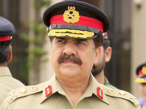 Army Chief General Raheel Sharif pays farewell visit to Air Headquarters