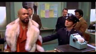 "Willie Dynamite (1974) - ""A brown coat??!!! This is lamb!!! I paid over a grand for it!!!"""